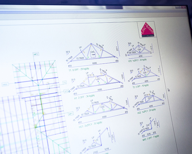 LincFrame Trusses | Whatever your roof or floor design