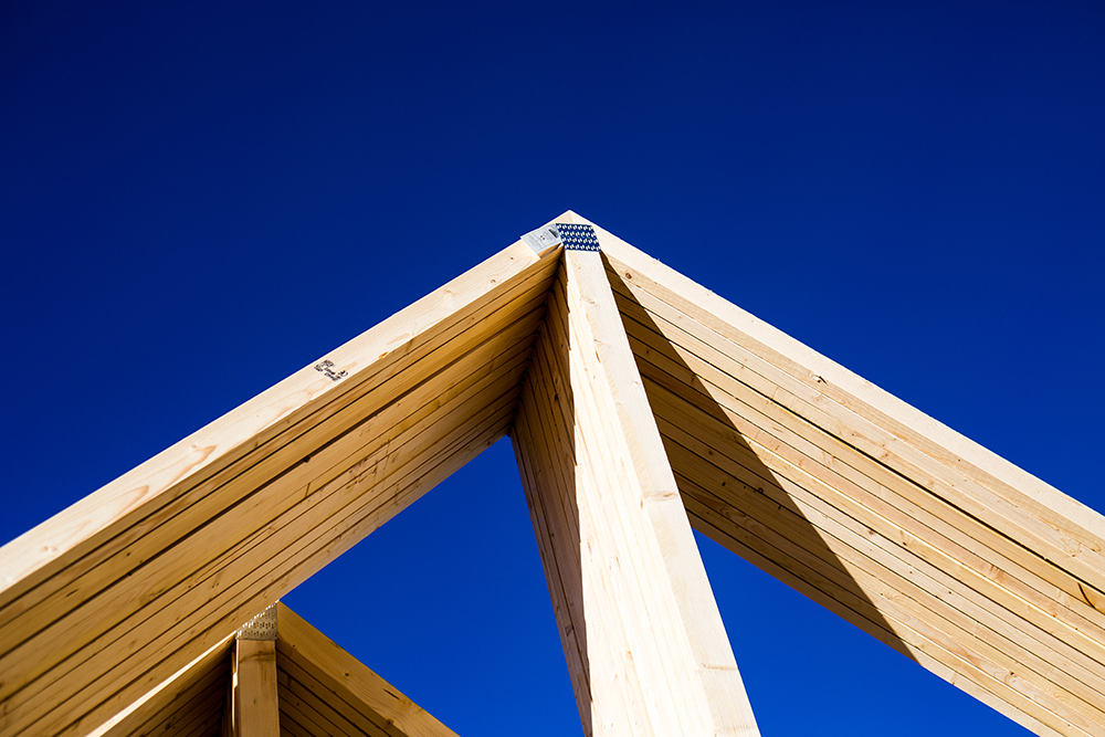 Lincframe trusses whatever your roof or floor design for Price on roof trusses